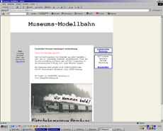 Museums-Modellbahn